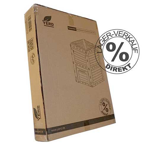 Schnellkomposter günstiger Lager- Direkt-Verkauf