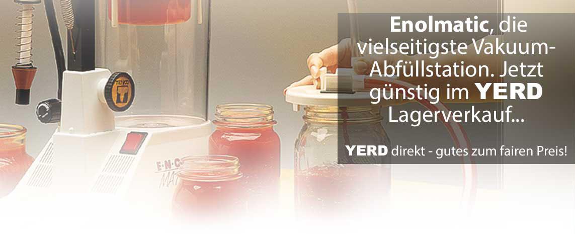 YERD Lahr Zentrallager / Enolmatic