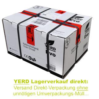 EVO Kettenschärfgerät direkt - zum günstigen YERD Lagerverkaufs-Preis
