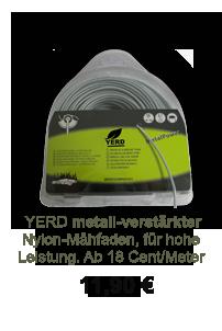 Lagerverkaufs-Angebot: YERD Freischneider Mähfäden