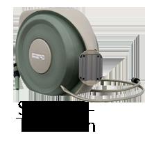 Automatische Schlauchaufroller / Schlauchtrommeln