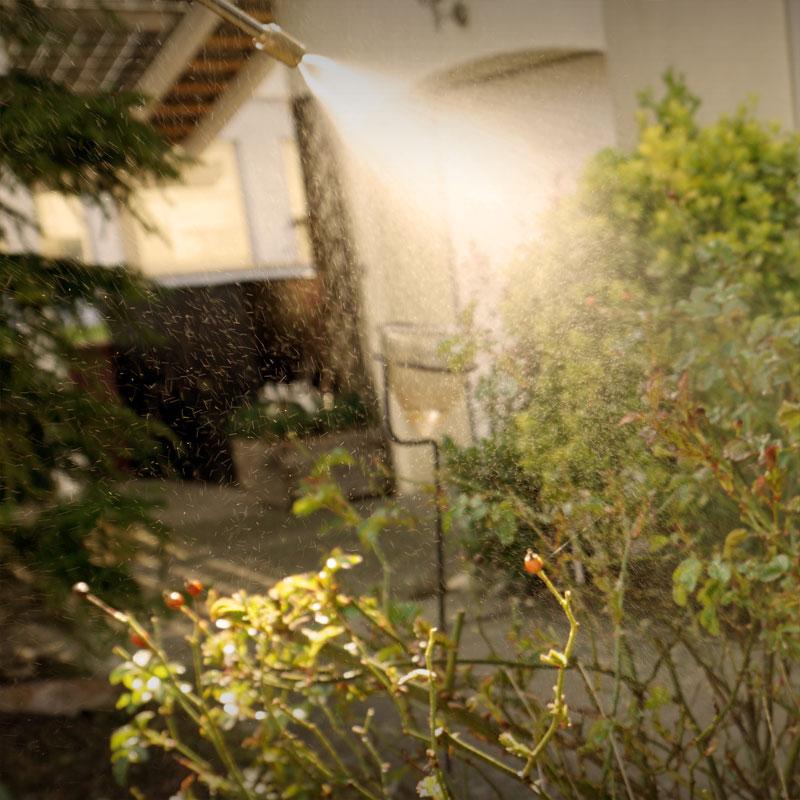 Garten-Drucksprüher