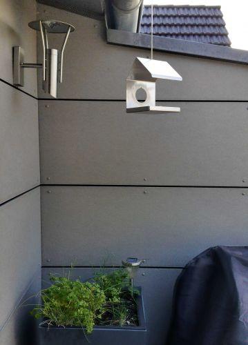 Vogelhäuschen Design-Objekt