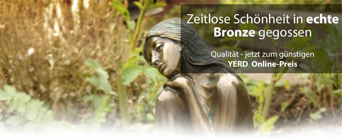 YERD Artikel aus Bronze