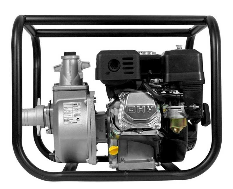 YERD Wasserpumpe Benzin / Gartenpumpe