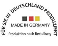 Für SIE in Deutschland produziert