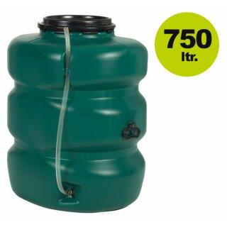 Zisterne Regentonne 750 Liter  Regenwassernutzung Regentonne
