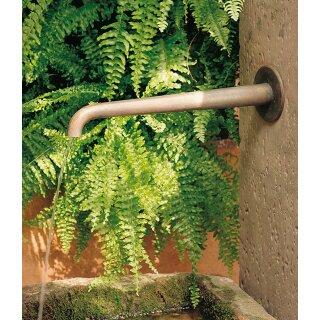 Wasserauslauf Brunnen.Bronze Wasserauslauf 26 Cm Lang Brunnen By Yerd