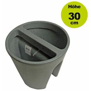 ✅ Lagerverkauf: Balkongeländer-Blumentopf / Pflanztopf - Balconee ...