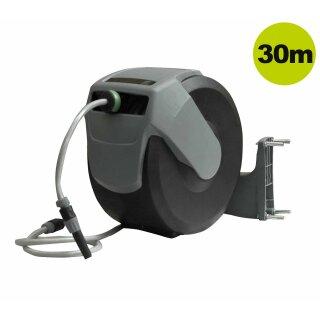 Automatischer Schlauchaufroller 30 m Schlauchtrommel Automatik Wasserschlauch