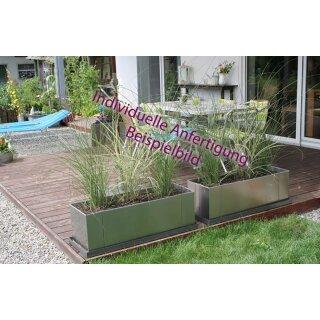 Pflanzbehalter Und Beete Mit L Form Yerd Gartendeko Gartentechnik